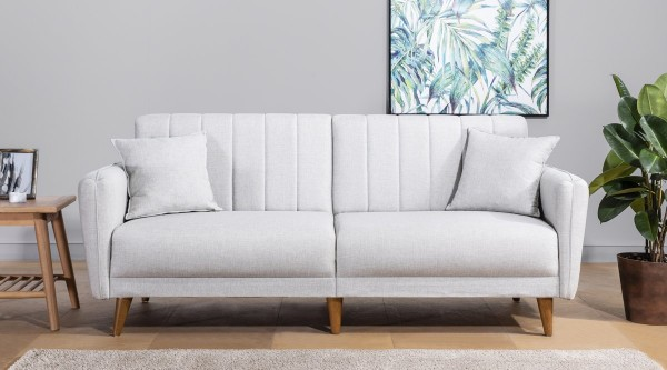 Fi Line Triple Sofa Cream