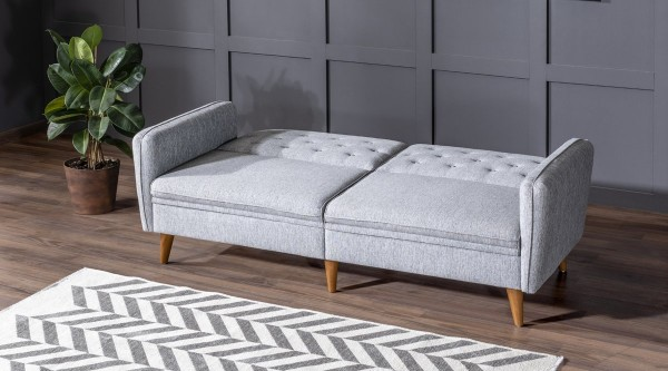 Fi Mina Triple Sofa Grey