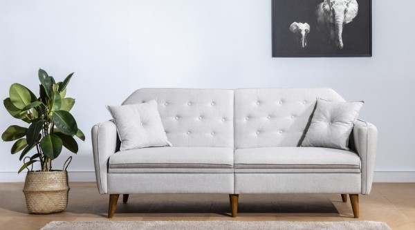 Fi Mina Triple Sofa Cream