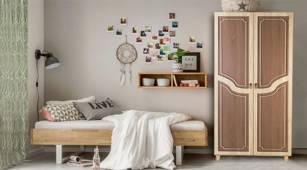 Two Door Wardrobe-622