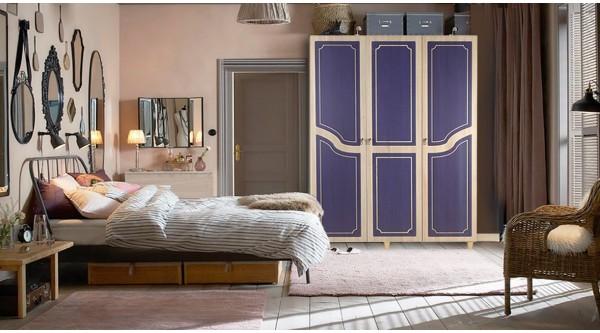 Three Door Wardrobe-620