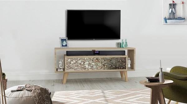 Elegant Tv Stand-724