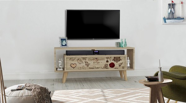 Elegant Tv Stand-731