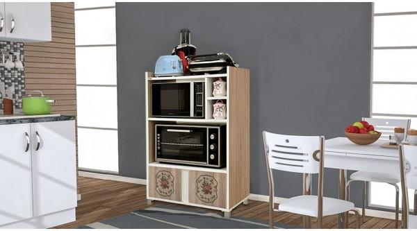 Electrobar Multipurpose Kitchen Cabinet