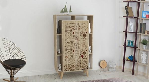 LB Multipurpose Cabinet - 731