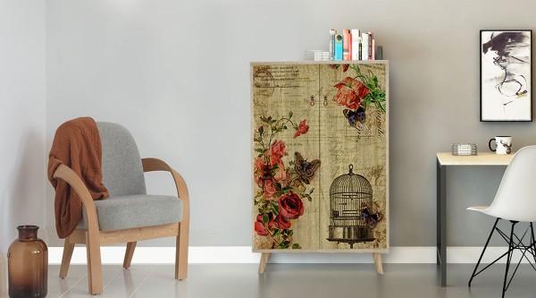 MB Multipurpose Cabinet - 734