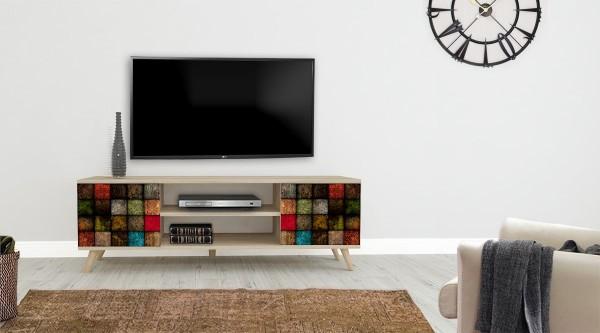 Truva Tv Sehpası New Colors