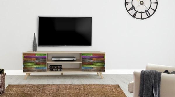 Truva Tv Sehpası Colors